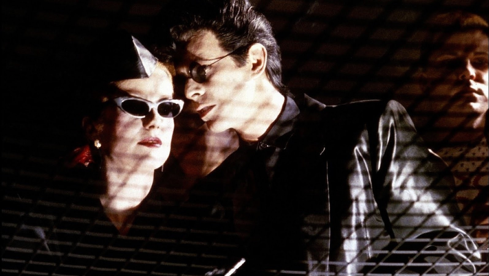 Catherine Deneuve, David Bowie in The Hunger (1983)