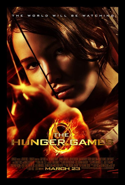 The Hunger Games (2012) poster 2