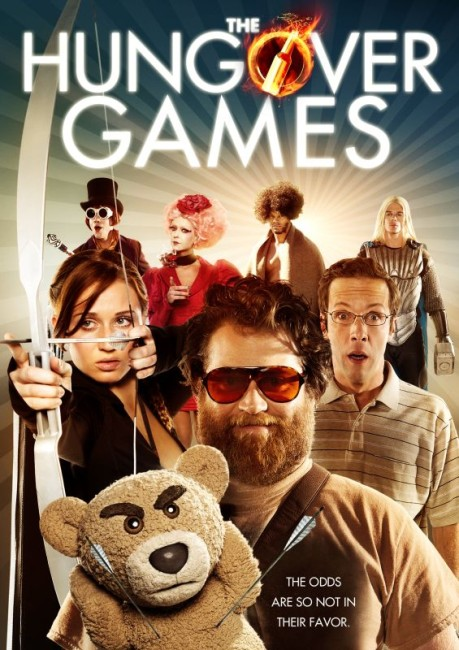 The Hungover Games (2014) poster