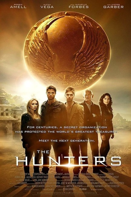 The Hunters (2013) poster