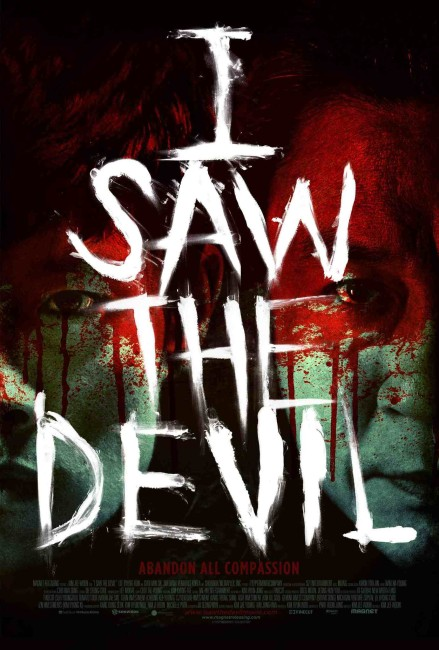 I Saw the Devil (2010) poster