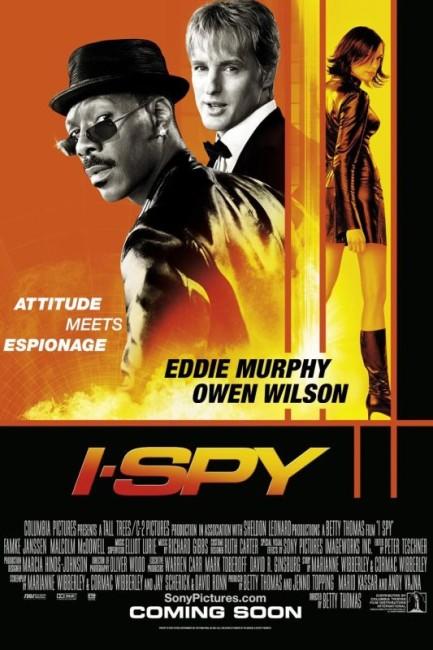 I Spy (2002) poster