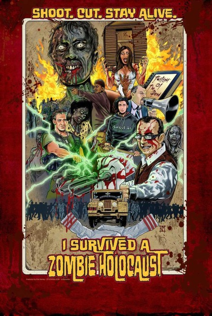 I Survived a Zombie Holocaust (2014) poster