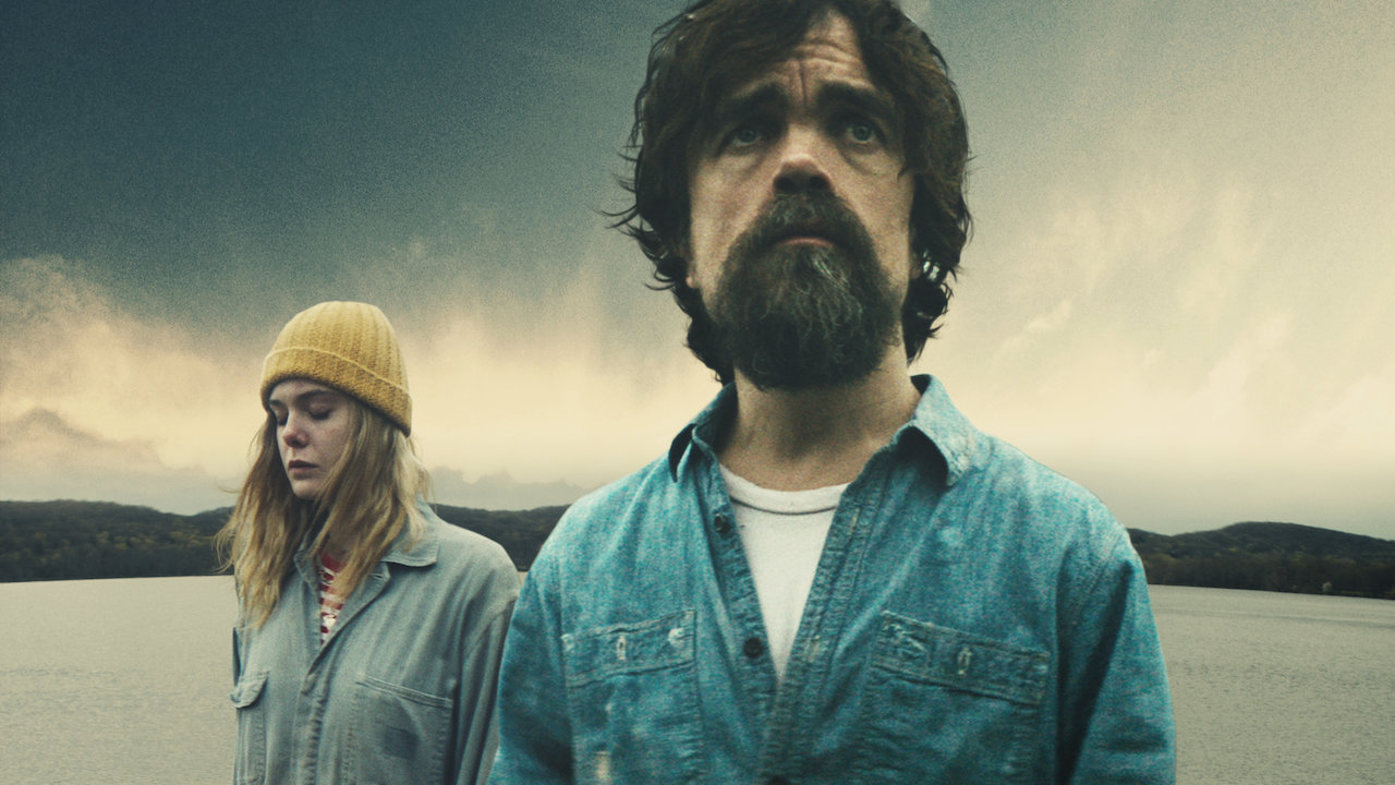 Elle Fanning and Peter Dinklage in I Think We're Alone Now (2018)
