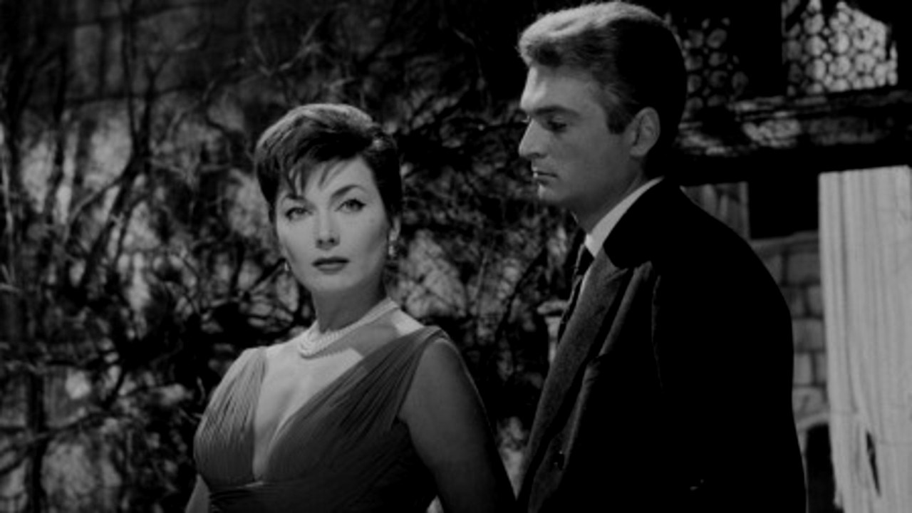 Gianna Maria Canale, Dario Michaelis in I Vampiri (1957)