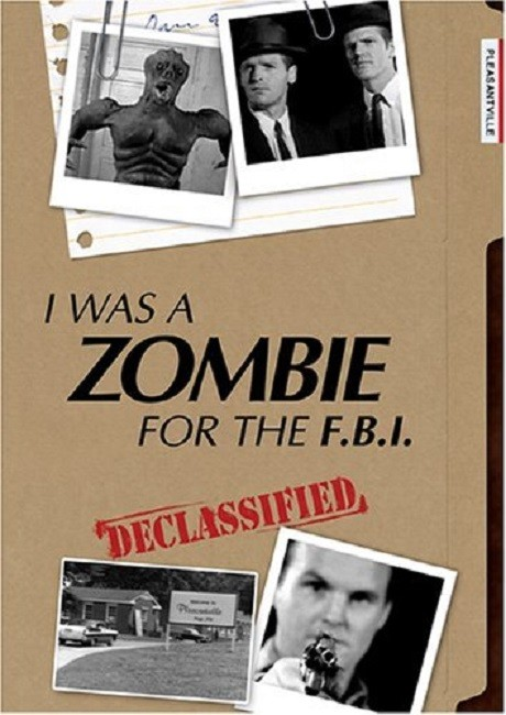 I Was a Zombie for the FBI (1982) poster