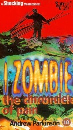 I Zombie: The Chronicles of Pain (1998) poster