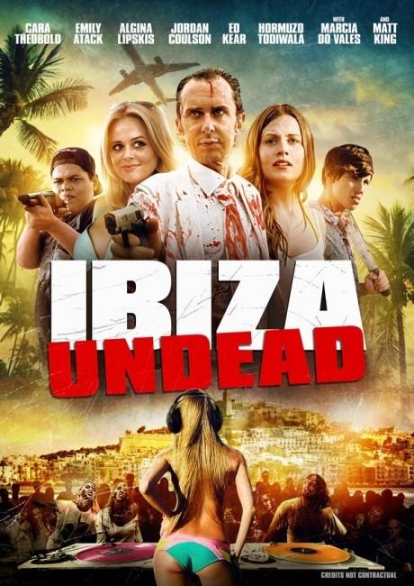 Ibiza Undead (2016) poster