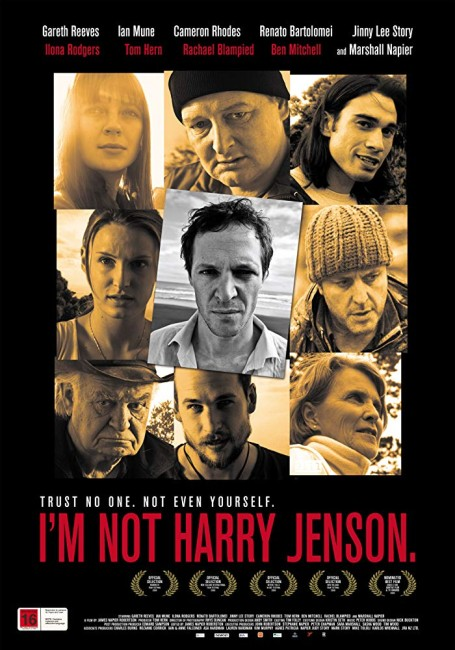I'm Not Harry Jenson (2009) poster