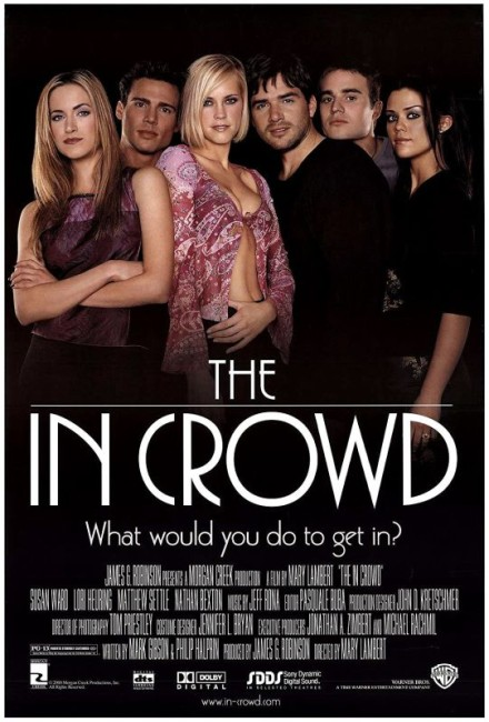 The In Crowd (2000) poster