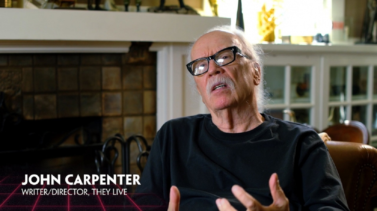 John Carpenter interviewed in In Search of Darkness: A Journey Into Iconic '80s Horror (2019)