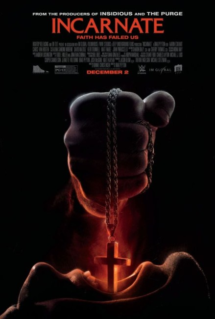 Incarnate (2016) poster