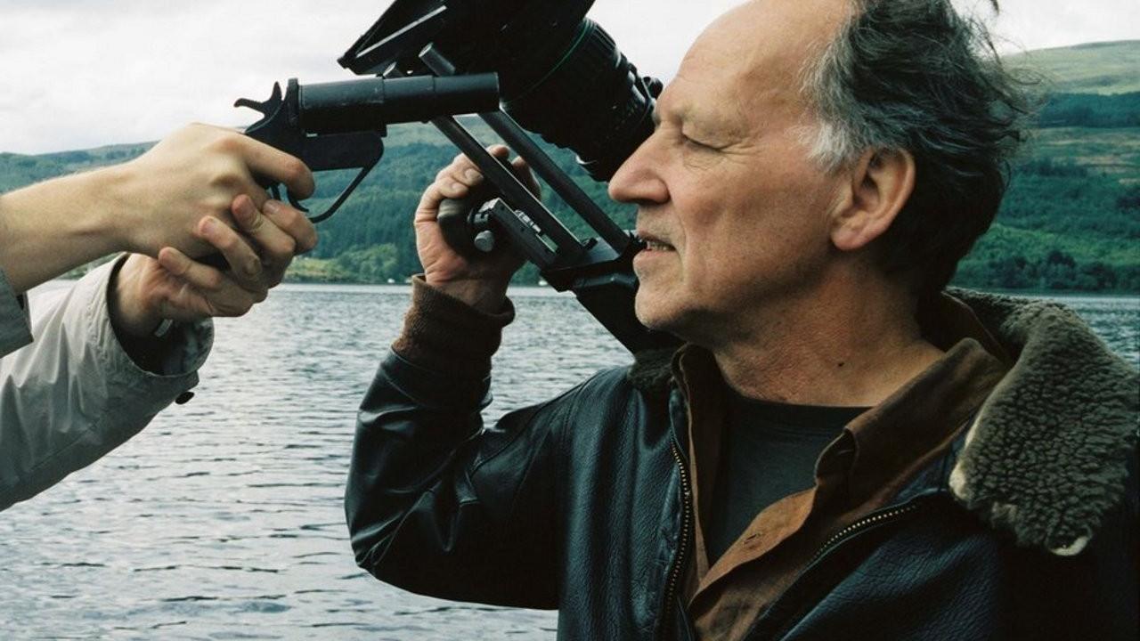Werner Herzog in Incident at Loch Ness (2004)