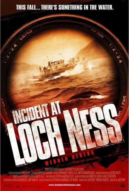 Incident at Loch Ness (2004) poster