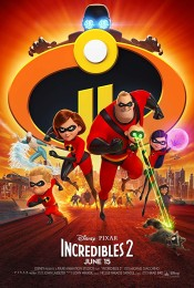 Incredibles 2 (2018) poster