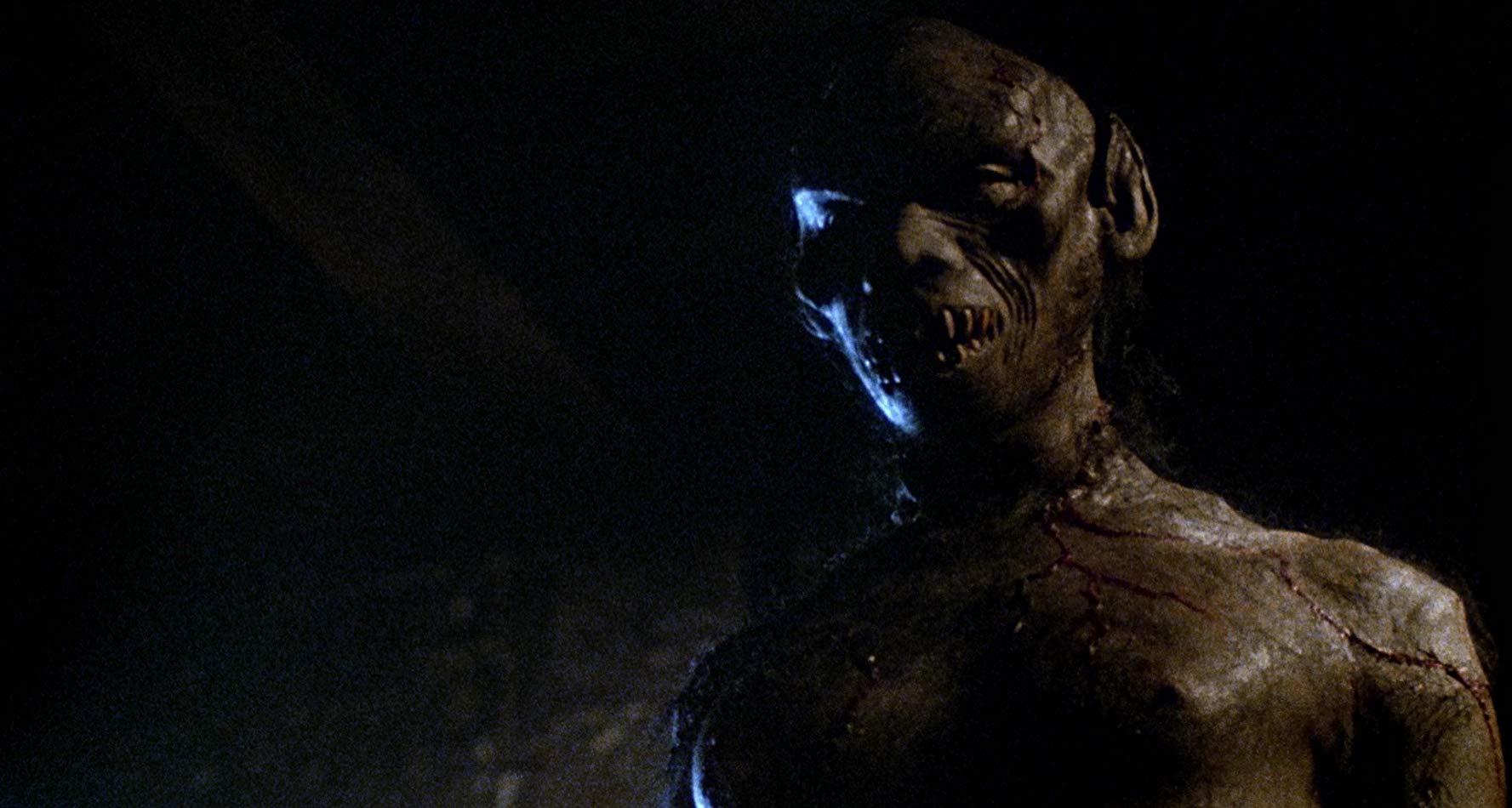 The demonic rapist in Incubus (1982)