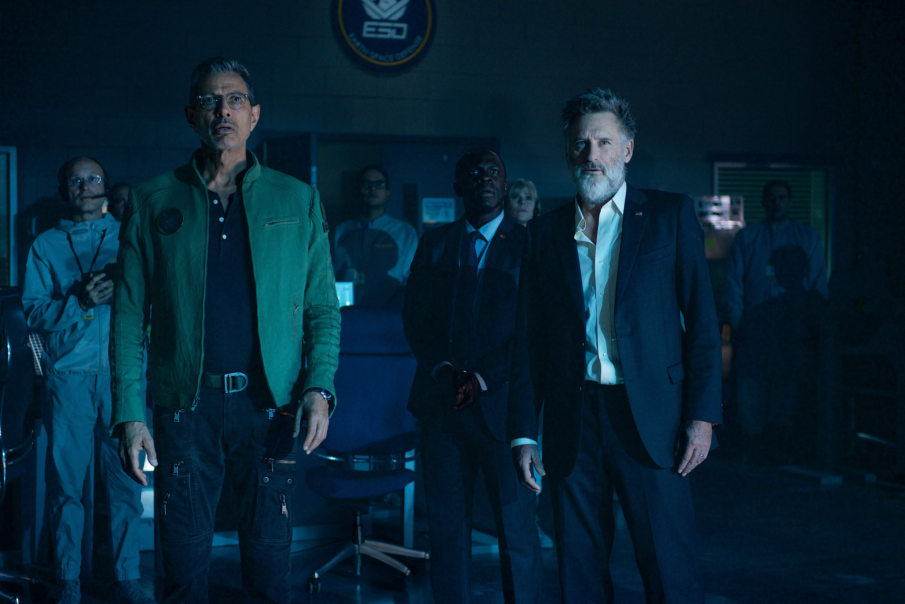Jeff Goldblum and Bill Pullman back for more in Independence Day: Resurgence (2016)