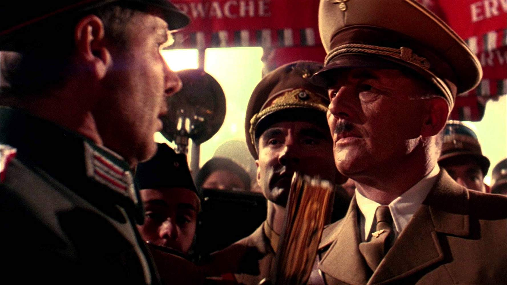 Indiana Jones meets Adolf Hitler in Indiana Jones and the Last Crusade (1989)