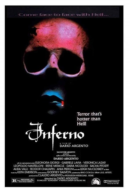 Inferno (1980) poster