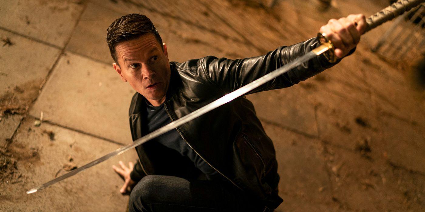 Mark Wahlberg as Evan McCauley in Infinite (2021)