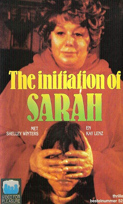 The Initiation of Sarah (1978) poster