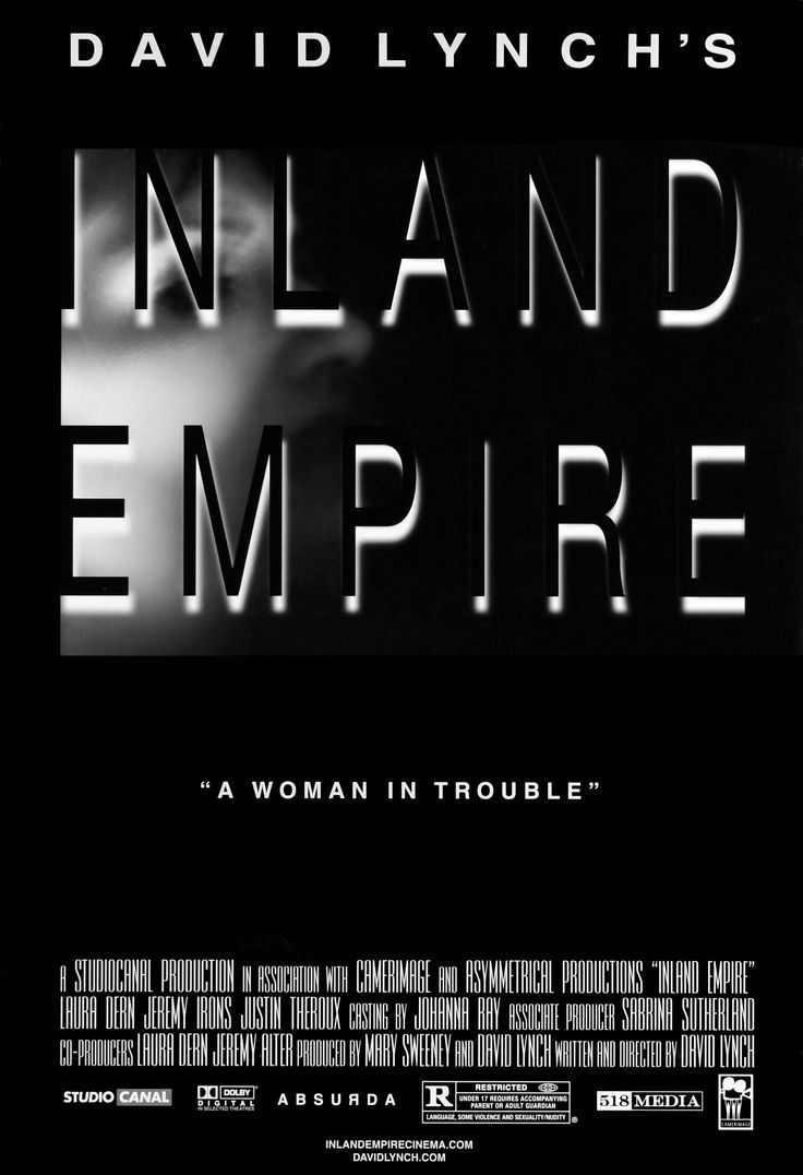Inland Empire (2006) poster