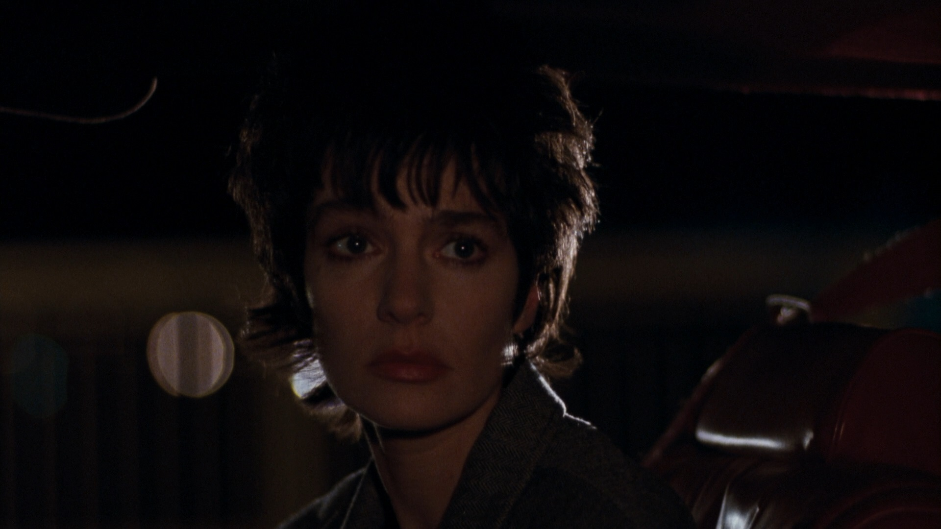 Anne Parillaud as the French vampire Marie in Innocent Blood (1992)