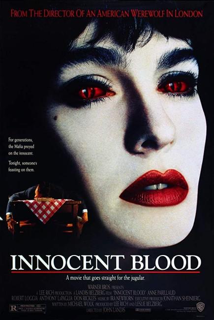 Innocent Blood (1992) poster