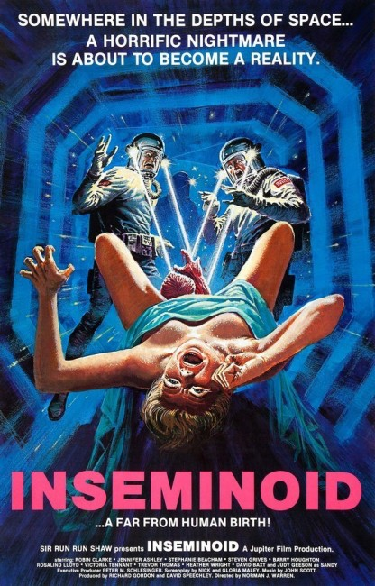 Inseminoid (1981) poster