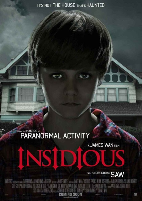 Insidious (2010) poster
