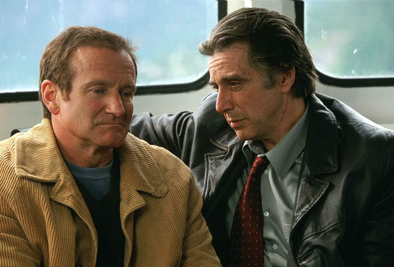 Robin Williams, Al Pacino in Insomnia (2002)