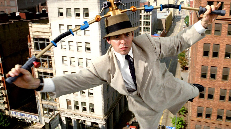 Matthew Broderick as Inspector Gadget (1999)
