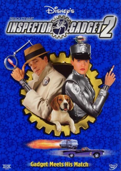 Inspector Gadget 2 (2003) poster