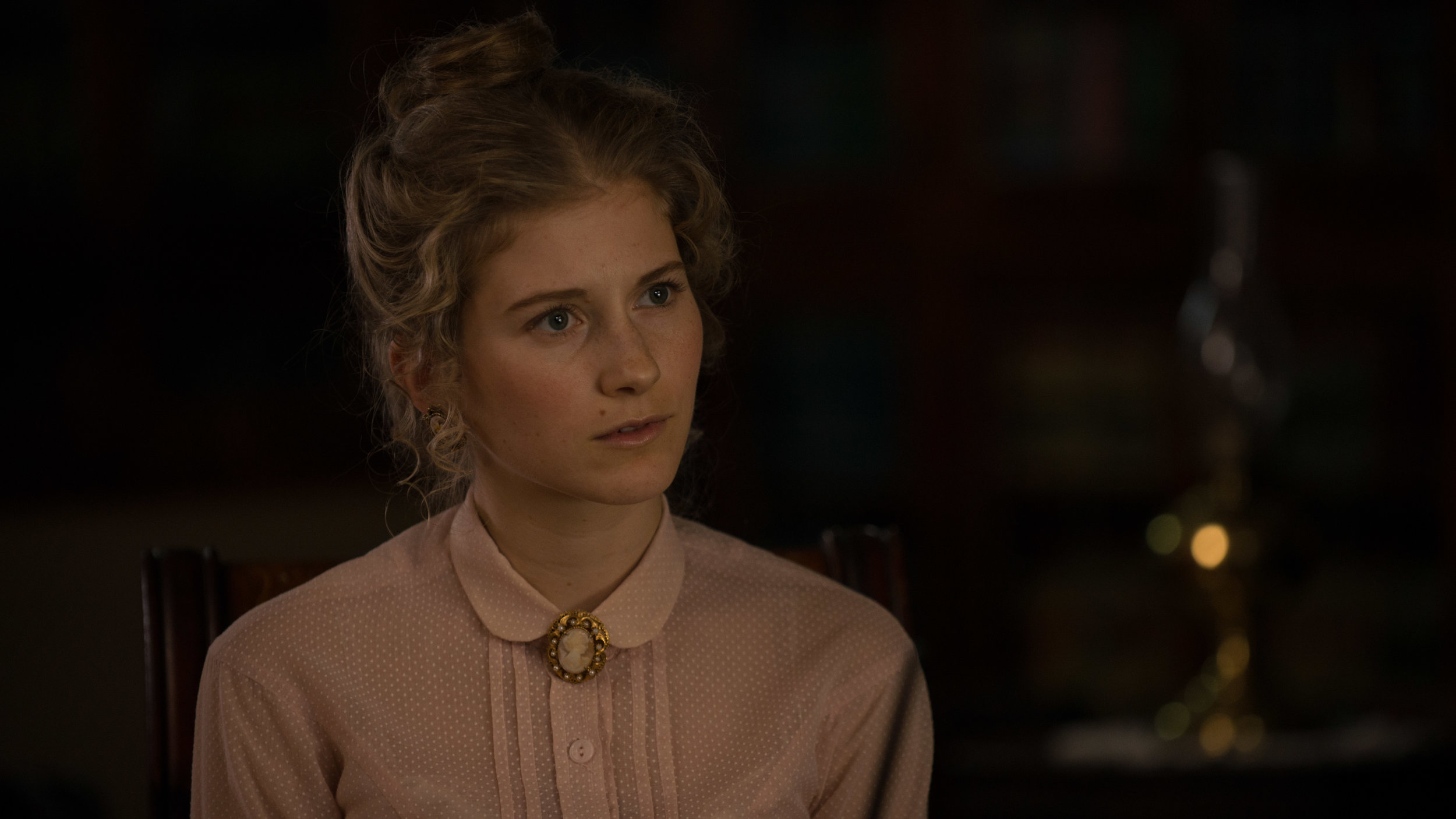 Allie Gallerani in The Institute (2017)