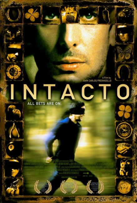 Intacto (2001) poster