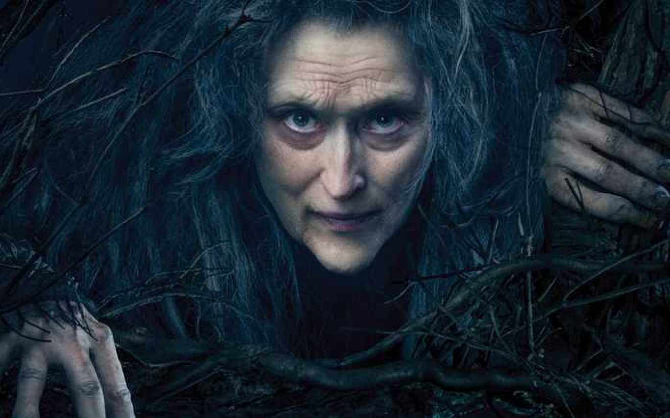 The Witch (Meryl Streep) in Into the Woods (2014)