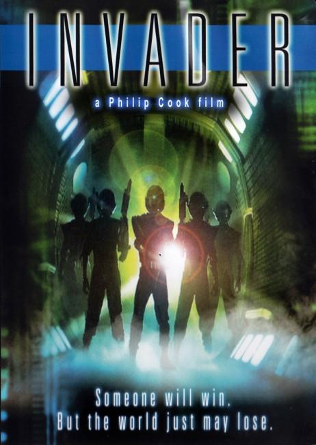 Invader (1992) poster