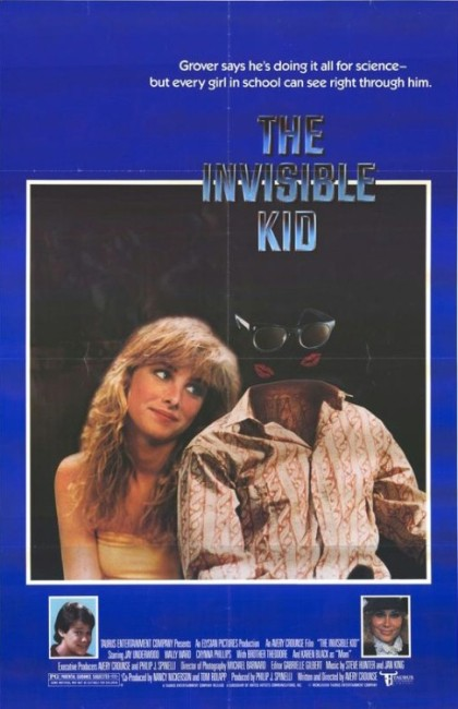 The Invisible Kid (1988) poster