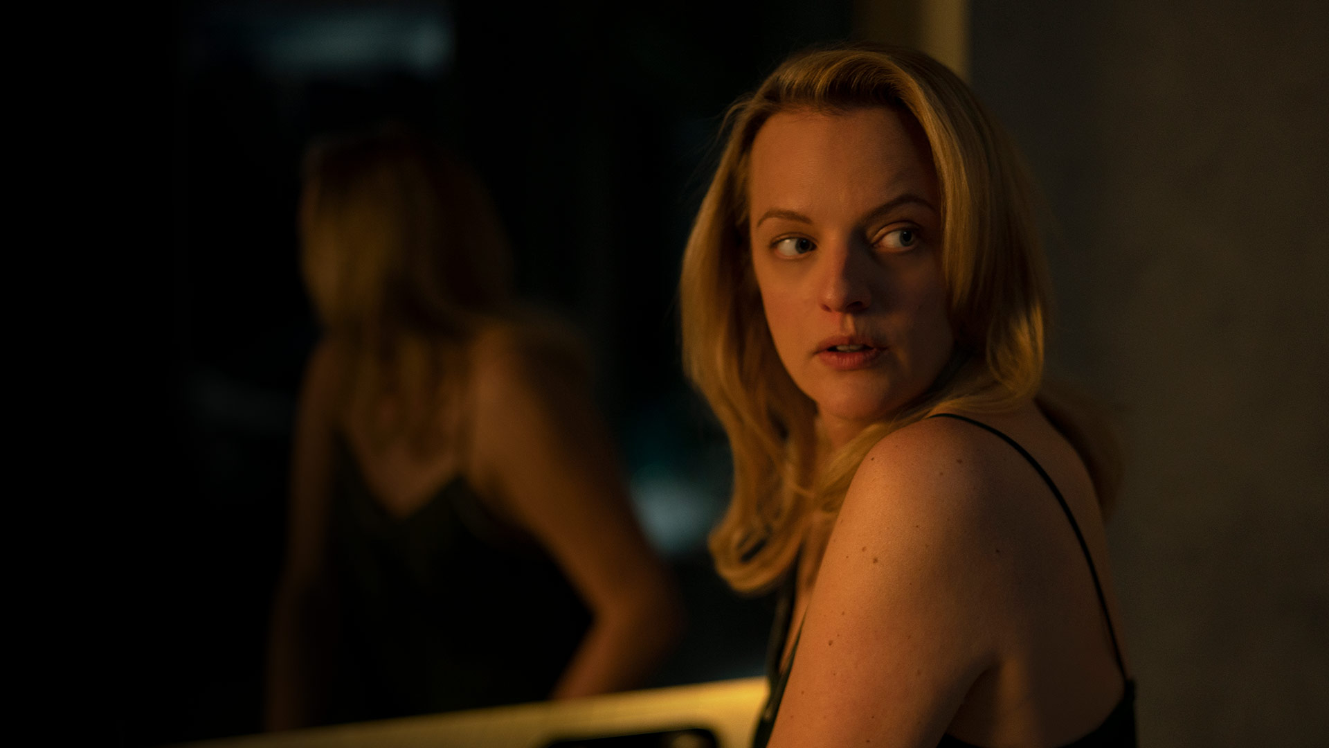 Cecilia Kass (Elisabeth Moss) in The Invisible Man (2020)