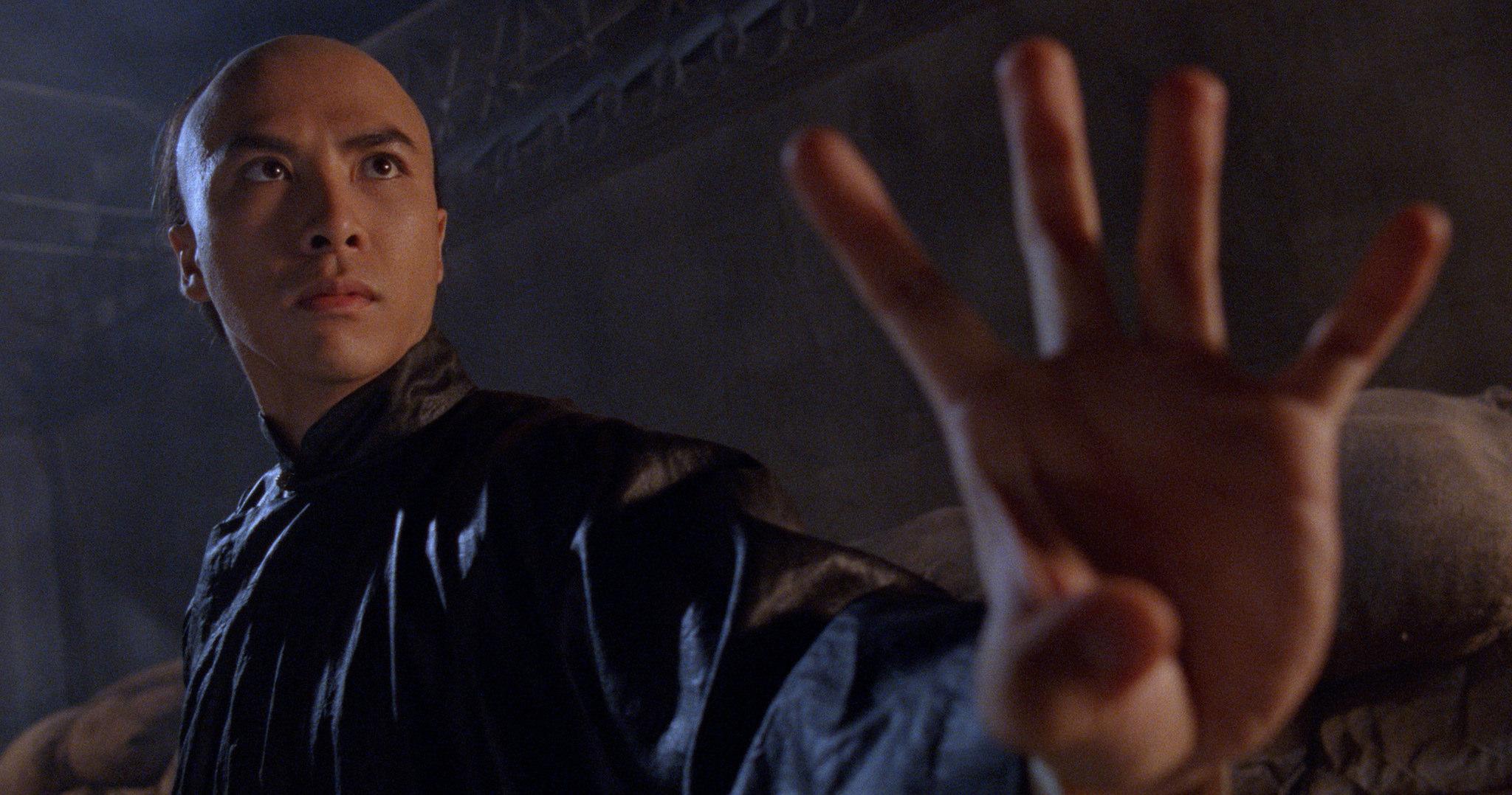 Yu Rong Guang as Iron Monkey