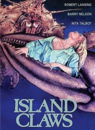 Island Claws (1980) poster
