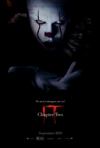 It: Chapter Two (2019) poster