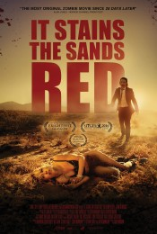 It Stains the Sand Red (2016) poster