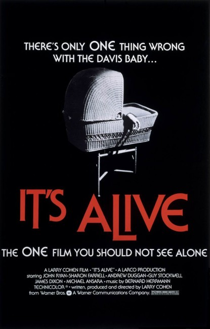 It's Alive (1974) poster