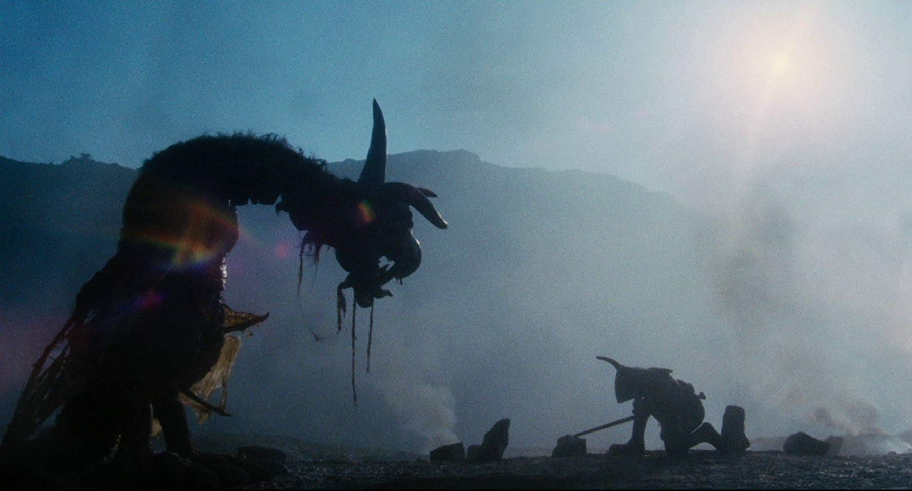 Encounter with the  Jabberwocky (1977)