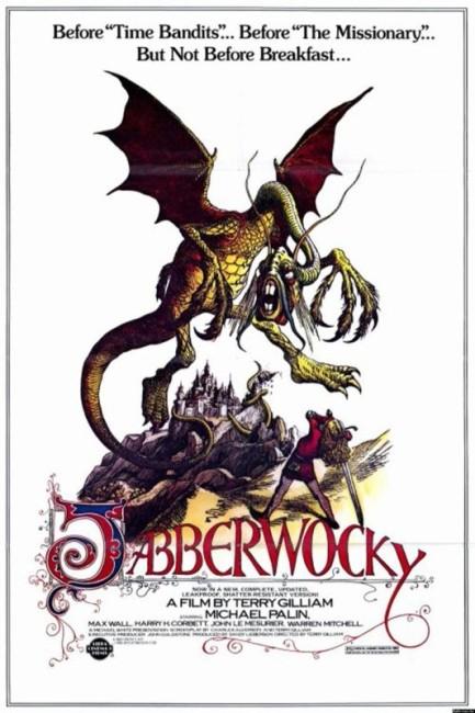 Jabberwocky (1977) poster