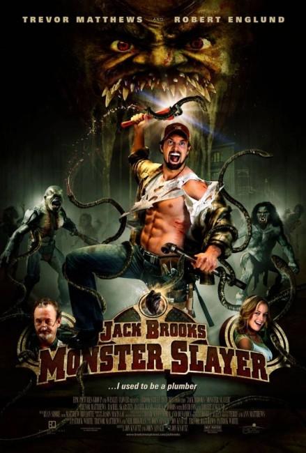 Jack Brooks, Monster Slayer (2007) poster