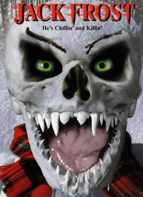 Jack Frost (1997) poster