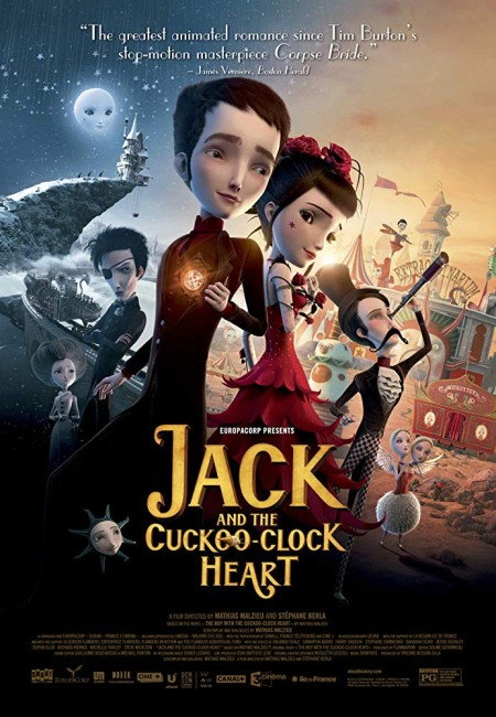 Jack and the Cuckoo-Clock Heart (2013) poster