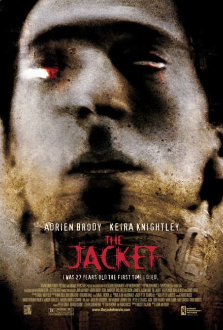 The Jacket (2005) poster